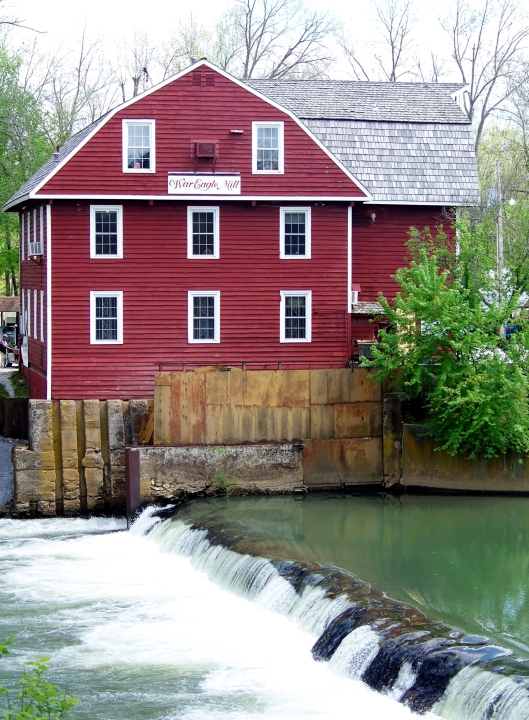 War Eagle Mill