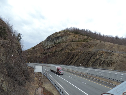 Sidling Hill is on I-68 in northern Maryland.