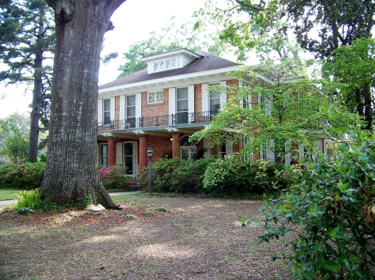 The house featured in the movie Steel Magnolias is in Natchitoches.