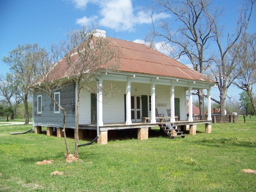 The Overseer's House at Oakland Plantation