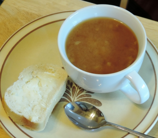Hot Weather Soup