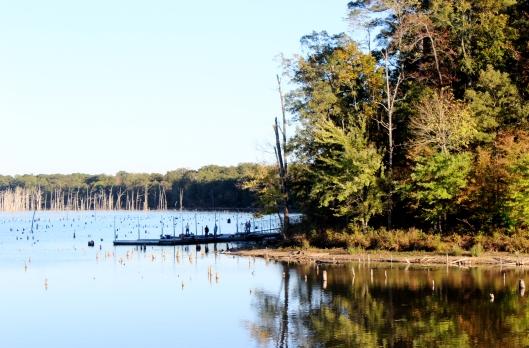 Cane Creek lake