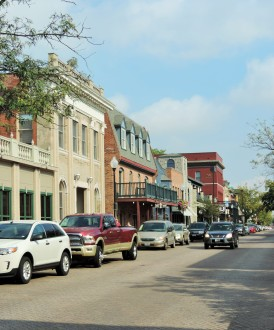 Main Street in St. Charles
